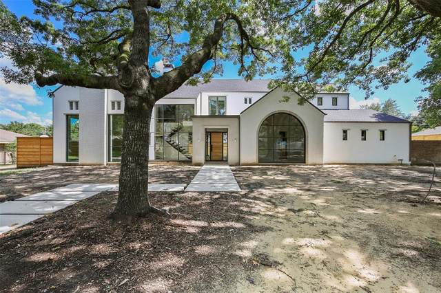 4708 Gulfstream Drive, Dallas, TX 75244 (MLS #14373804) :: The Mitchell Group
