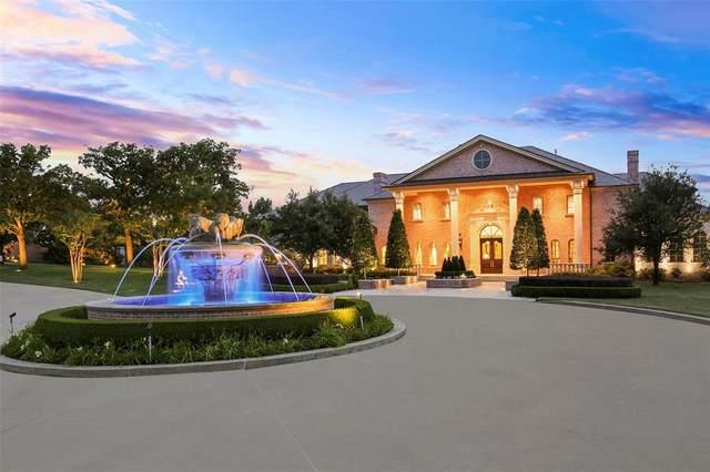 702 S White Chapel Boulevard, Southlake, TX 76092 (MLS #14373894) :: The Hornburg Real Estate Group