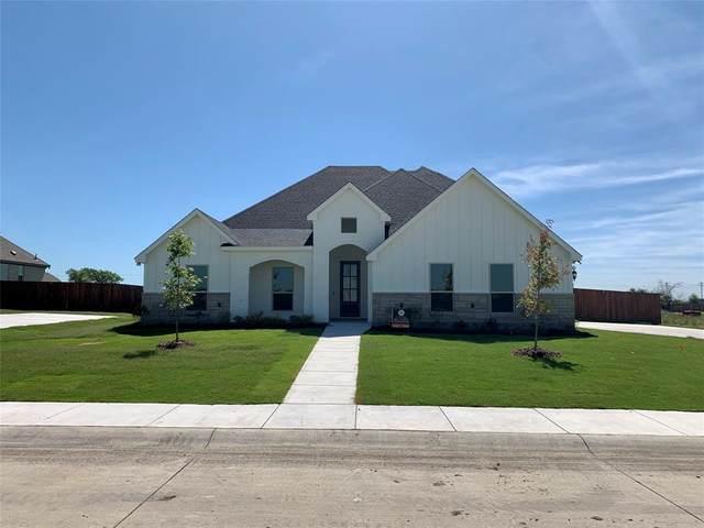 104 Oak View Drive, Godley, TX 76044 (MLS #14373950) :: Team Tiller