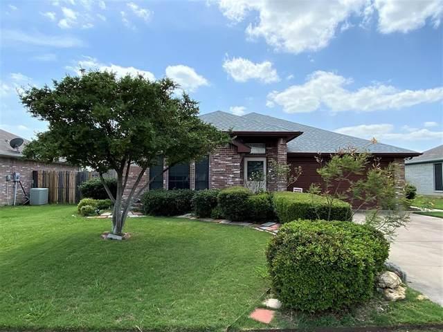 1213 Misty Drive, Midlothian, TX 76065 (MLS #14373955) :: The Good Home Team