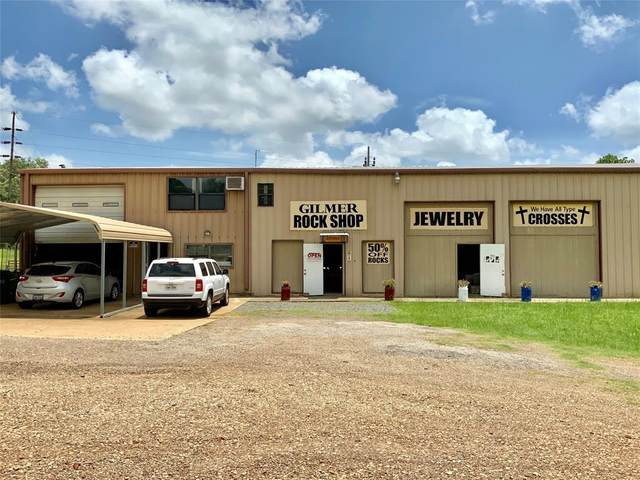3418 N Us Hwy 271, Gilmer, TX 75644 (MLS #14373956) :: The Kimberly Davis Group