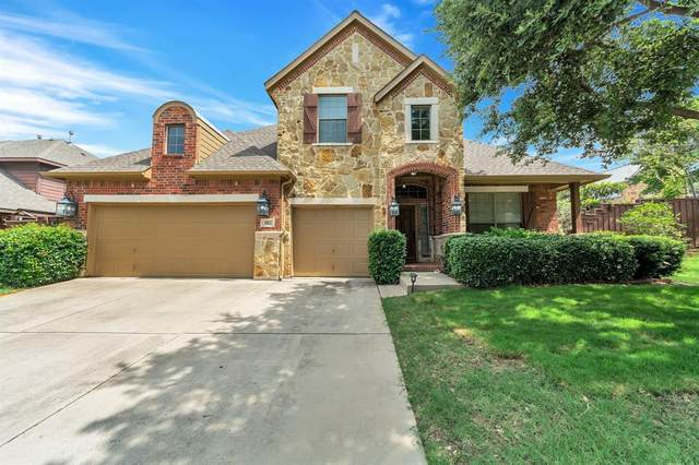 102 Stamford Drive, Hickory Creek, TX 75065 (MLS #14373964) :: Baldree Home Team