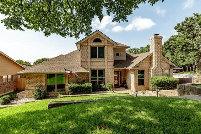 6 Timberline Court, Trophy Club, TX 76262 (MLS #14373969) :: The Hornburg Real Estate Group