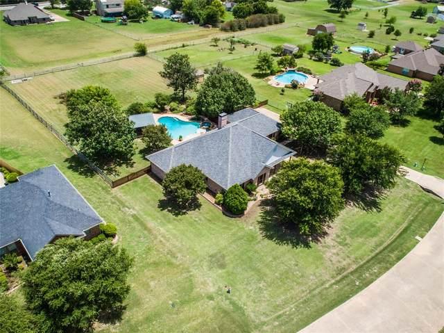 4077 Windmill Ridge Circle, Ovilla, TX 75154 (MLS #14373976) :: The Hornburg Real Estate Group