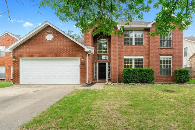 5508 Rocky Mountain Road, Fort Worth, TX 76137 (MLS #14373982) :: North Texas Team   RE/MAX Lifestyle Property