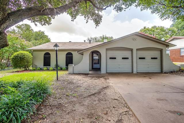 308 Amy Street, Burleson, TX 76028 (MLS #14373984) :: Baldree Home Team