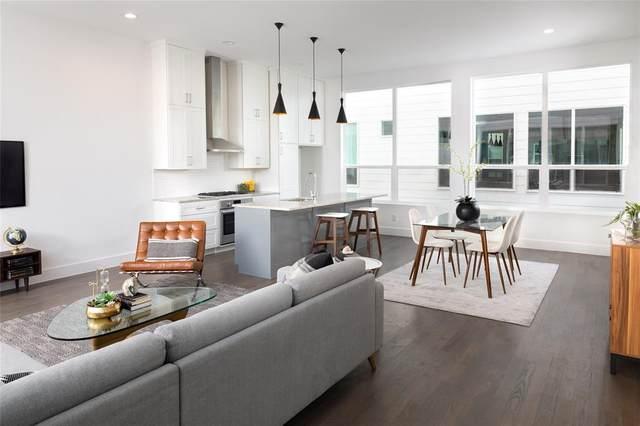 4226 Bowser Avenue #102, Dallas, TX 75219 (MLS #14373986) :: Bray Real Estate Group