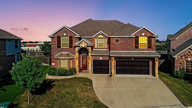 1404 Isaac Lane, Mckinney, TX 75071 (MLS #14374000) :: The Tierny Jordan Network
