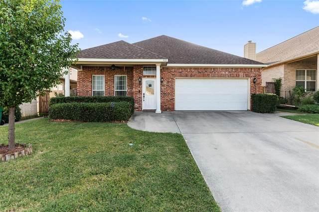 232 Irick Court, Aubrey, TX 76227 (MLS #14374024) :: Frankie Arthur Real Estate