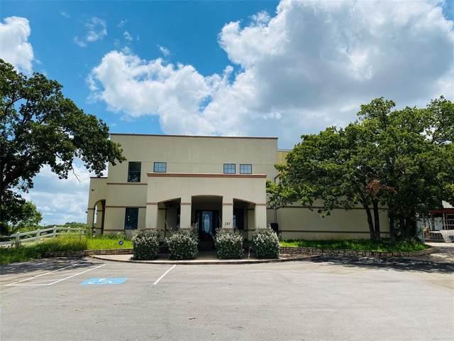 151 Fox Road, Weatherford, TX 76088 (MLS #14374033) :: RE/MAX Landmark