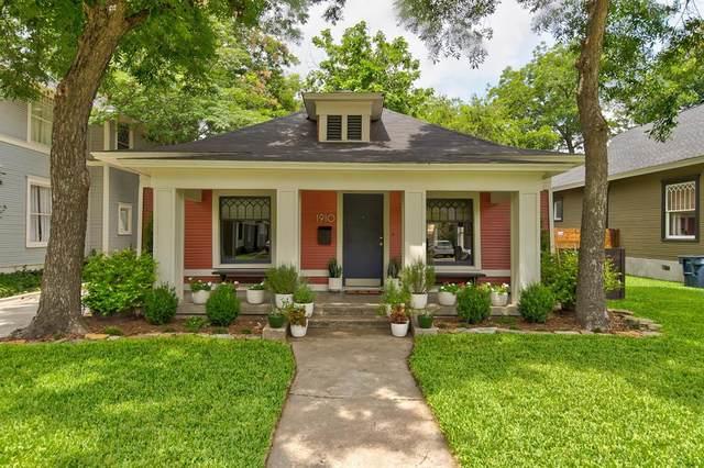 1910 6th Avenue, Fort Worth, TX 76110 (MLS #14374035) :: Trinity Premier Properties