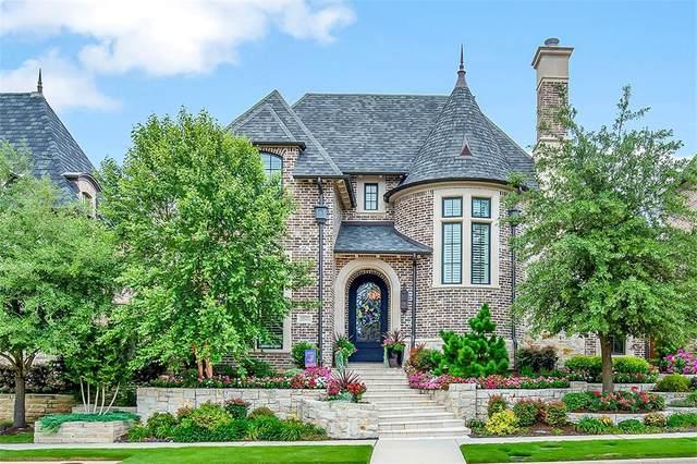 6828 Bonaparte Court, Plano, TX 75024 (MLS #14374040) :: North Texas Team | RE/MAX Lifestyle Property