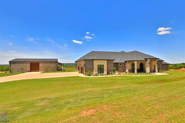 650 Ranch Road, Buffalo Gap, TX 79508 (MLS #14374083) :: The Juli Black Team