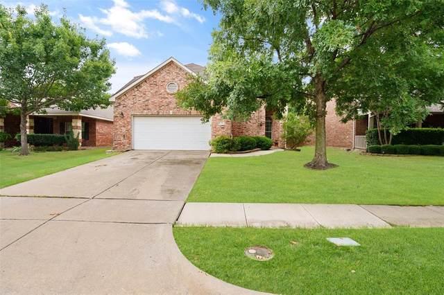 8396 Robertson Drive, Frisco, TX 75036 (MLS #14374146) :: Team Tiller
