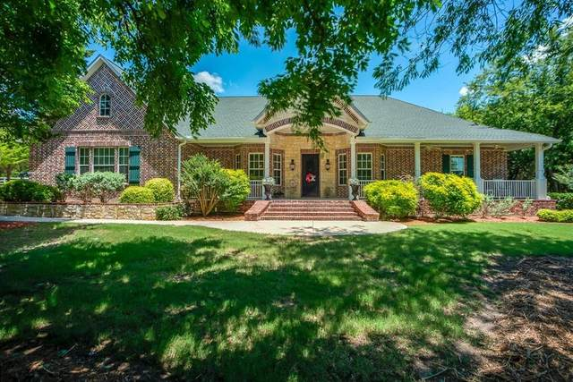 2408 Rock Canyon Lane, Mckinney, TX 75071 (MLS #14374169) :: The Good Home Team