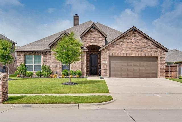 412 Richard Street, Crowley, TX 76036 (MLS #14374187) :: Baldree Home Team