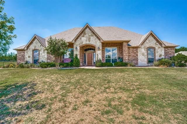 135 N Boyce Lane, Fort Worth, TX 76108 (MLS #14374197) :: Tenesha Lusk Realty Group