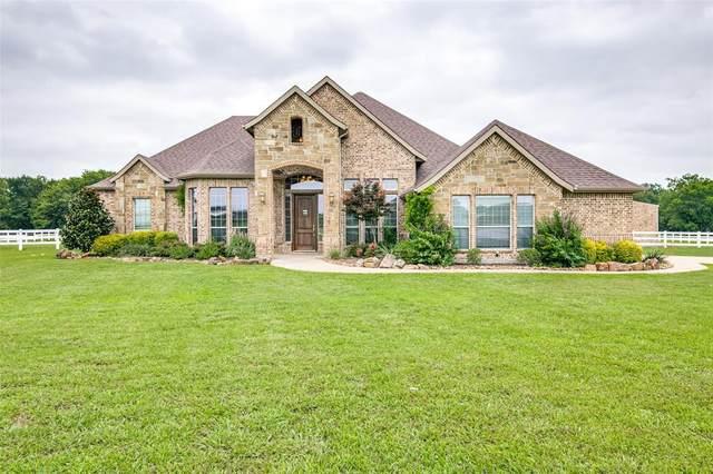 705 Horseshoe Bend, Royse City, TX 75189 (MLS #14374220) :: The Kimberly Davis Group