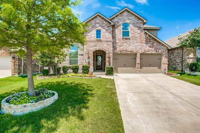 5308 Grove Cove Drive, Mckinney, TX 75071 (MLS #14374221) :: The Good Home Team