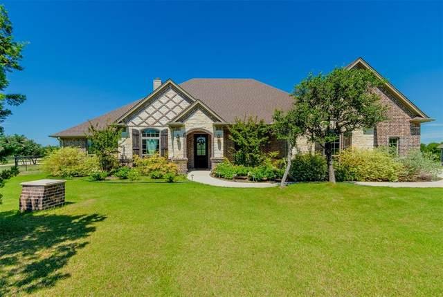 242 Maral Lane, Azle, TX 76020 (MLS #14374229) :: Tenesha Lusk Realty Group