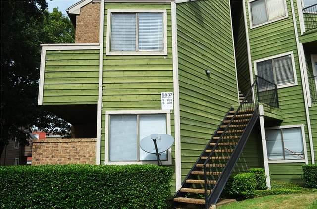 9837 Walnut Street S202ss, Dallas, TX 75243 (MLS #14374335) :: The Heyl Group at Keller Williams