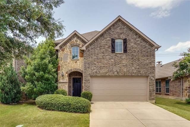 731 Kirby Drive, Lantana, TX 76226 (MLS #14374347) :: The Kimberly Davis Group