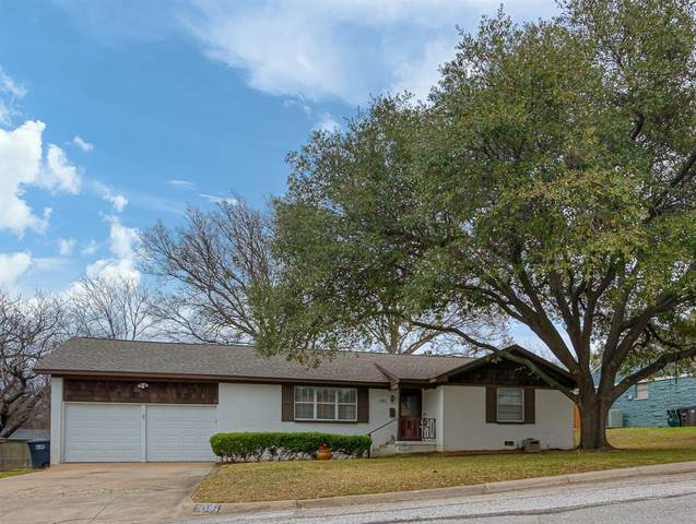 5301 Morley Avenue, Fort Worth, TX 76133 (MLS #14374349) :: Real Estate By Design