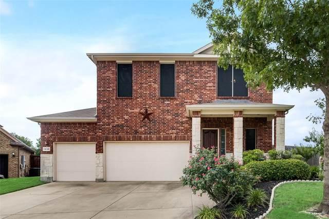 1638 Country Hills Drive, Midlothian, TX 76065 (MLS #14374351) :: The Good Home Team