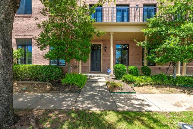 8328 Library Street, Frisco, TX 75034 (MLS #14374359) :: The Hornburg Real Estate Group