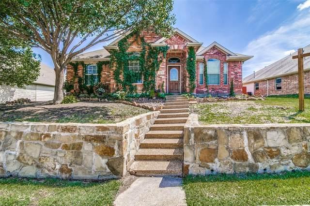 2830 Wild Oak Lane, Rockwall, TX 75032 (MLS #14374395) :: Tenesha Lusk Realty Group