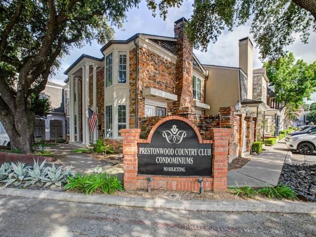 15923 Stillwood Street #1090, Dallas, TX 75248 (MLS #14374410) :: EXIT Realty Elite