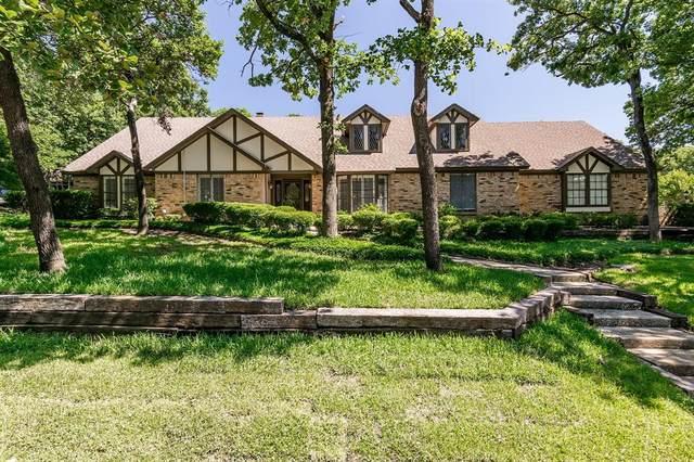 43 Highview Circle, Denton, TX 76205 (MLS #14374424) :: The Kimberly Davis Group