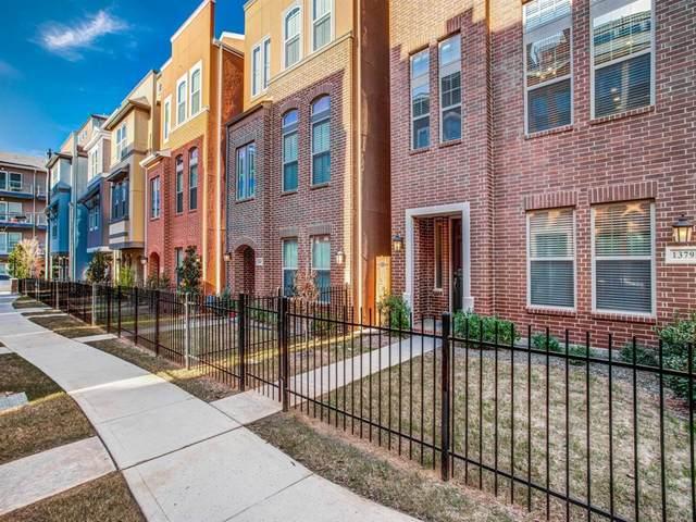 1379 Arch Place, Dallas, TX 75215 (MLS #14374441) :: Justin Bassett Realty