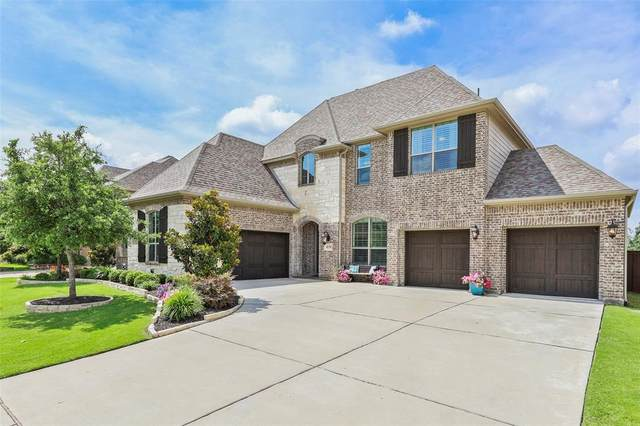 4531 Desert Willow Drive, Prosper, TX 75078 (MLS #14374447) :: The Kimberly Davis Group