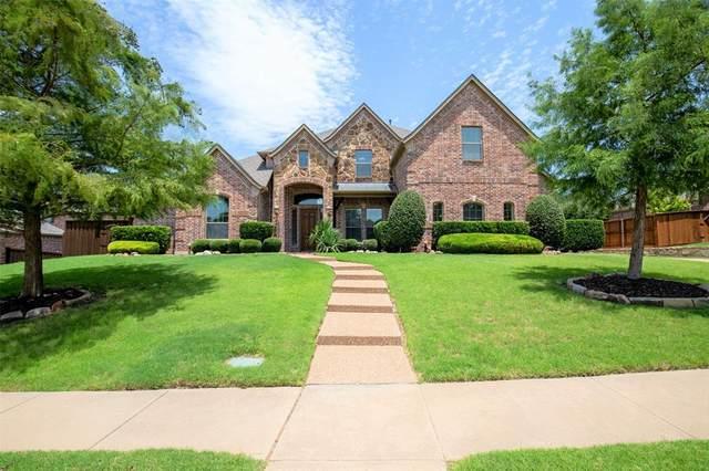 1011 Monticello Drive, Prosper, TX 75078 (MLS #14374451) :: ACR- ANN CARR REALTORS®