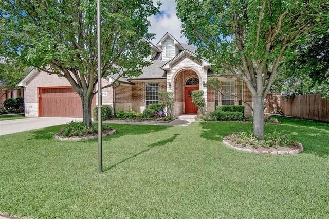 806 Valley Terrace Road, Burleson, TX 76028 (MLS #14374458) :: Baldree Home Team