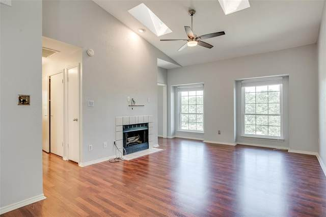 5619 Preston Oaks Road #211, Dallas, TX 75254 (MLS #14374459) :: Front Real Estate Co.