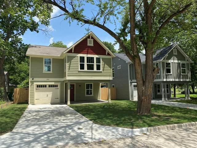 306 Carver Street, Mckinney, TX 75069 (MLS #14374464) :: The Good Home Team