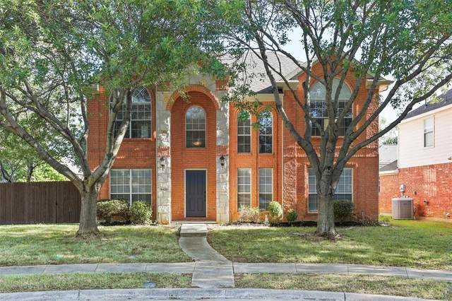 5433 Waterwood Court, The Colony, TX 75056 (MLS #14374491) :: The Kimberly Davis Group