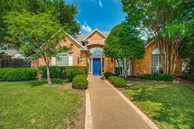 7000 Barbican Drive, Plano, TX 75025 (MLS #14374508) :: Trinity Premier Properties