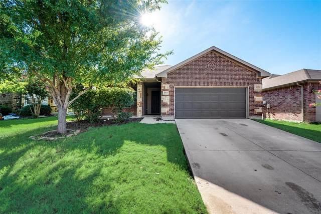 2913 Yoakum Street, Fort Worth, TX 76108 (MLS #14374520) :: Team Hodnett