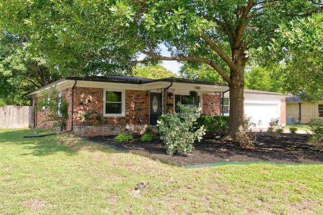4108 Piedmont Road, Fort Worth, TX 76116 (MLS #14374527) :: Tenesha Lusk Realty Group