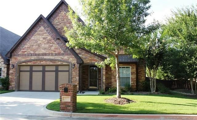 223 Wood Street #501, Grapevine, TX 76051 (MLS #14374534) :: Baldree Home Team