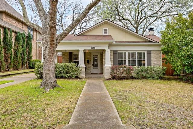 6138 Belmont Avenue, Dallas, TX 75214 (MLS #14374537) :: The Mitchell Group