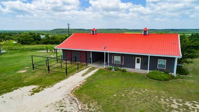 585 Lookout Point, Stephenville, TX 76401 (MLS #14374556) :: The Kimberly Davis Group
