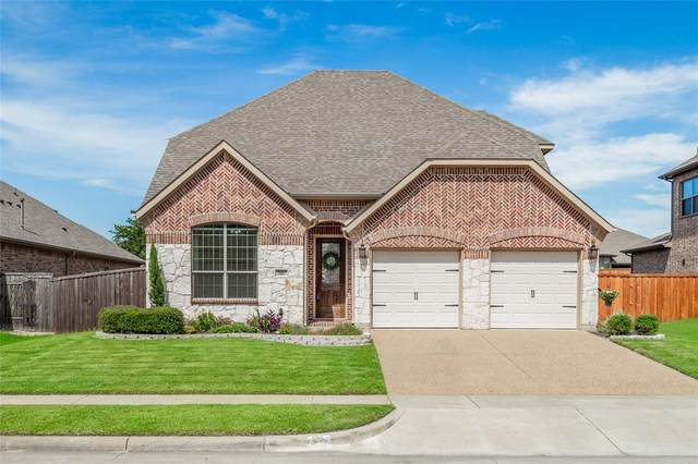 2007 Fairway View Lane, Wylie, TX 75098 (MLS #14374564) :: Hargrove Realty Group