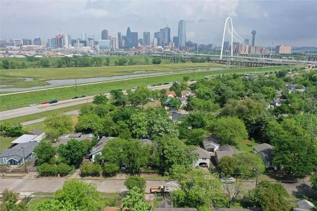 3322 Herbert Street, Dallas, TX 75212 (MLS #14374577) :: Team Tiller