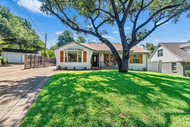 8932 Aldwick Circle, Dallas, TX 75238 (MLS #14374580) :: Baldree Home Team