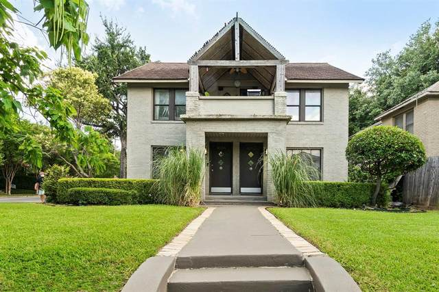 4054 Prescott Avenue, Dallas, TX 75219 (MLS #14374583) :: The Tierny Jordan Network