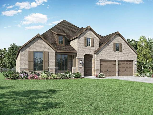 1100 10th Street, Northlake, TX 76226 (MLS #14374584) :: The Daniel Team